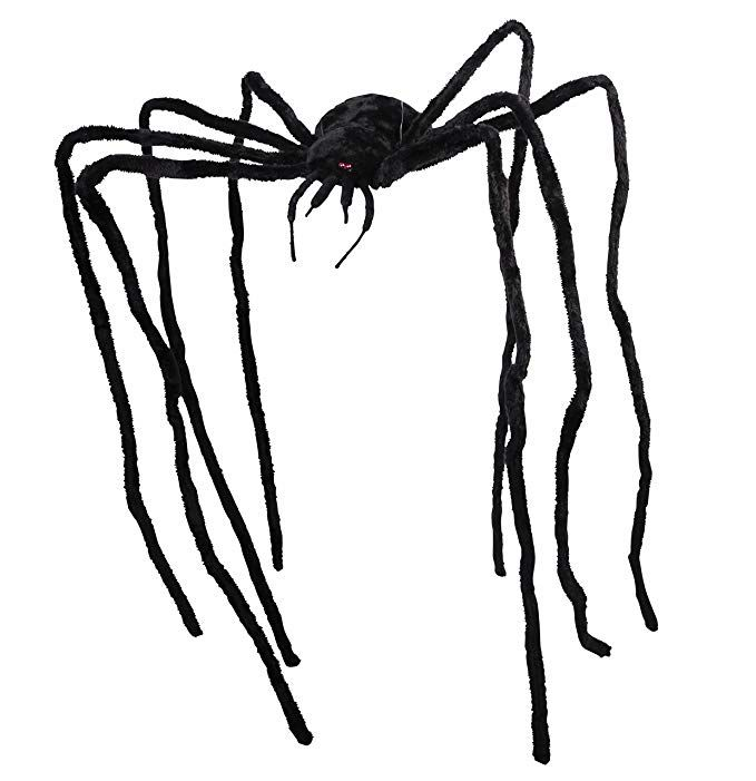 Forum Novelties Giant Spider 9ft Prop Review Spider Decorations Forum Novelties Giant Spider
