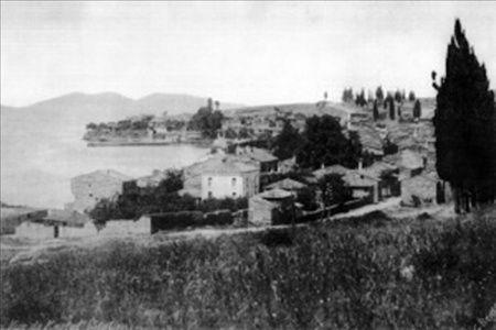 Bizans Dönemimde yaşamış Kartelli adındaki balıkçıdan adını alan Kartal