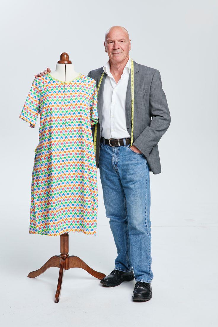 Meet Bob, our founder and designer behind Hospital Glamour.  Legend.