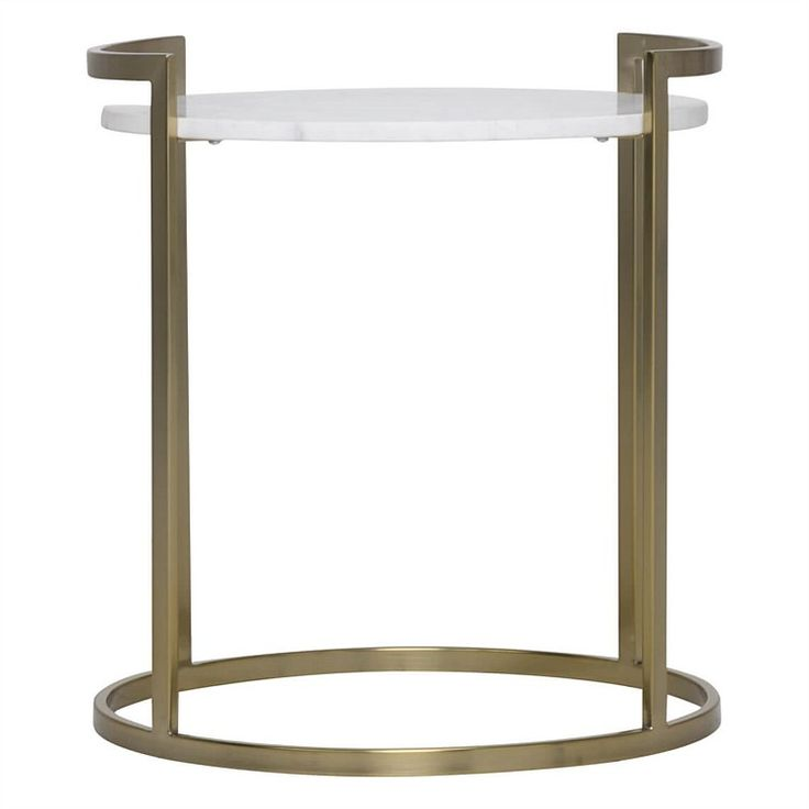 Side tables - Butler Occasional Table Gold