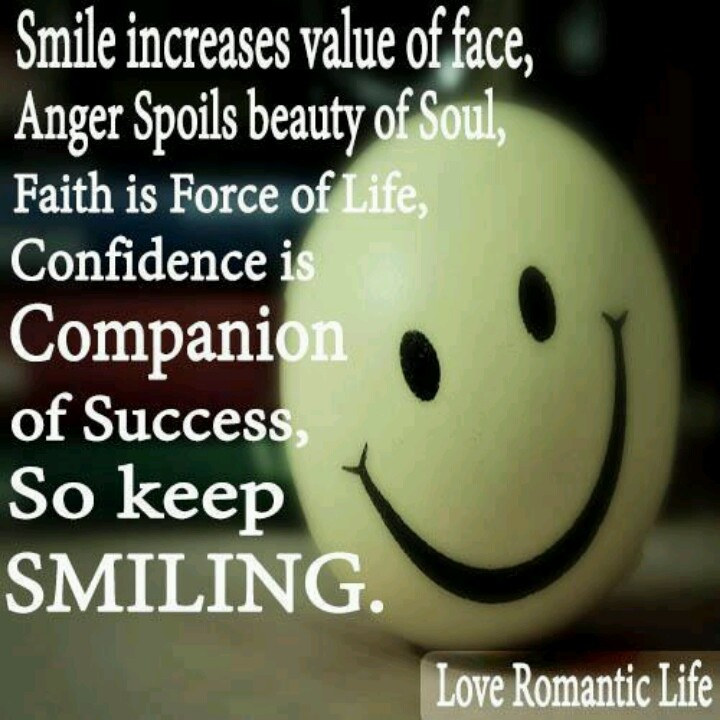 Keep Smiling Quotes: Keep Smiling
