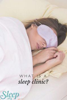 Everything you need to know about sleep clinics. | Sleep.org
