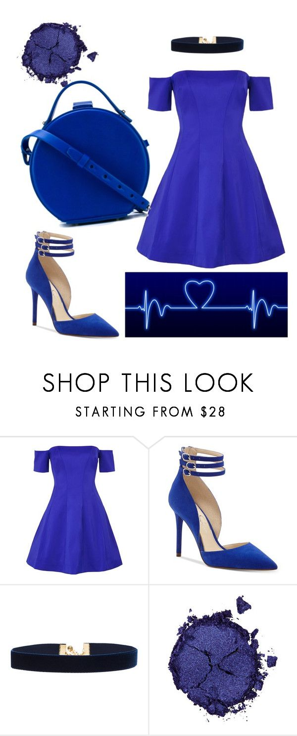 """Untitled #110"" by csikai-anamaria ❤ liked on Polyvore featuring Kendall + Kylie, Jessica Simpson, Vanessa Mooney, Pat McGrath and Nico Giani"