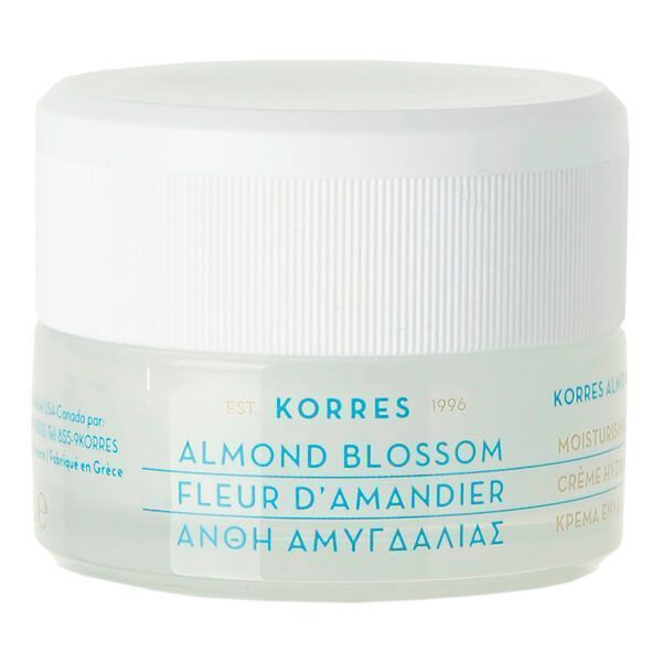 Korres Almond Blossom Moisturising Cream for Oily to Combination Skin... ($28) ❤ liked on Polyvore featuring beauty products, skincare, face care, paraben free skin care, korres skincare, korres, sensitive skin care and korres perfume #facecreamsforoilyskin #skincareproducts