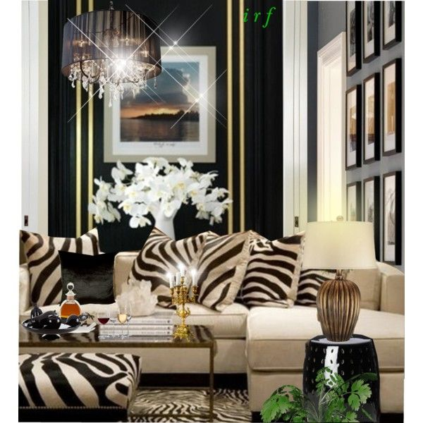 204 best images about african themed rooms on pinterest for Living room decorating ideas zebra print