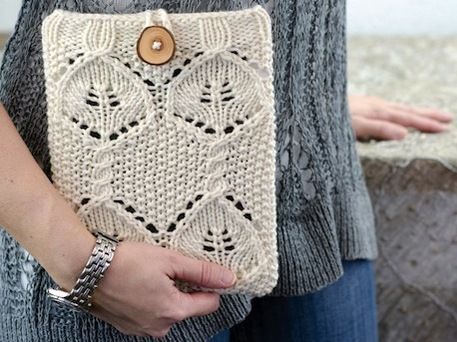 iPad Sleeve Knitting Pattern