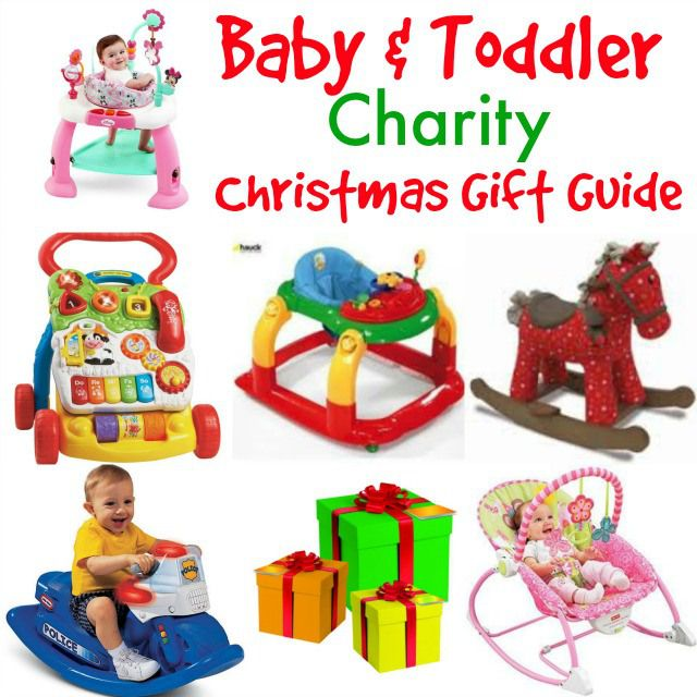 Baby & Toddler Christmas Present Ideas That Also Donate To Charity