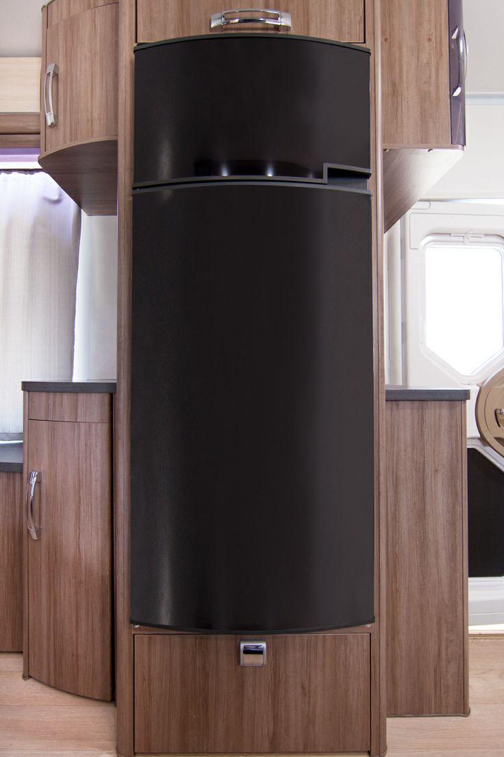 Features...large fridge