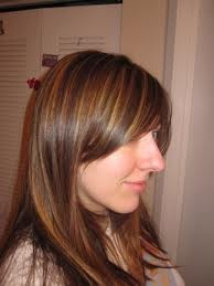 brown hair caramel highlights - Google Search