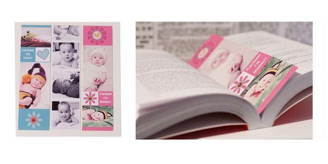 Zakładka do książki ze zdjęciami, bookmarks
