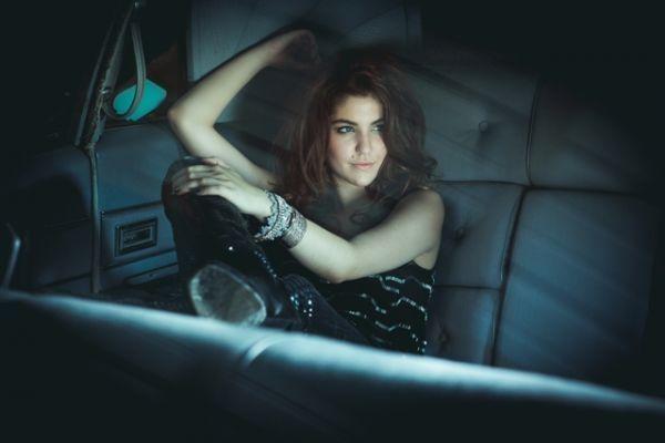 20 year old pop sensation Celeste Buckingham premieres 'Unpredictable' music video