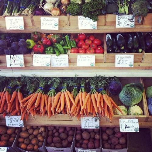 veggies <3