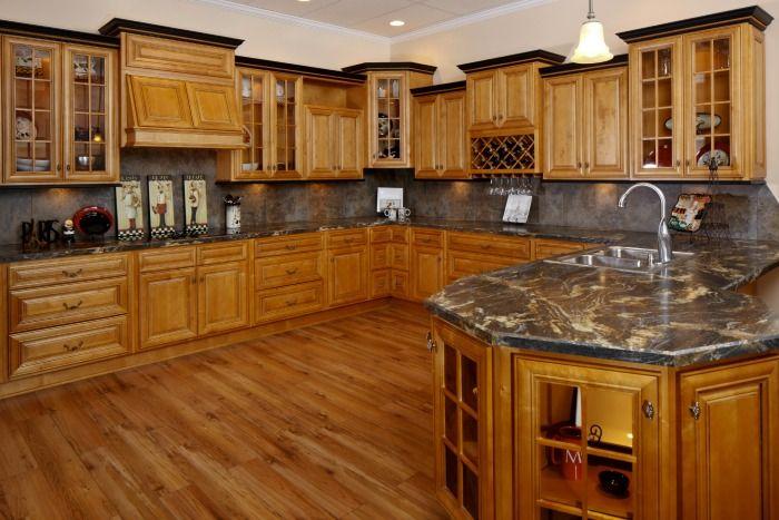 Glazed Praline Ready To Assemble Kitchen Cabinets Repin