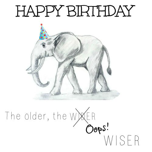 #Whatsapp jumbo-sized fun #birthday wishes to a friend with this #happybirthday #ecard.