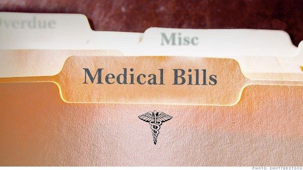 Got medical debt? Your FICO credit score may go up... Call us today, 314.485-9940