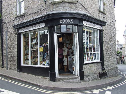 The Sensible Book Shop. Hay-on-Wye lies on the Welsh side of the Welsh/English Border in the County of Powys, Wales. +44 1497 822969