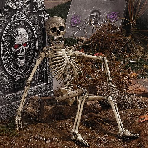 Great cedccfccacbcccb spooky halloween decorations halloween skeletons