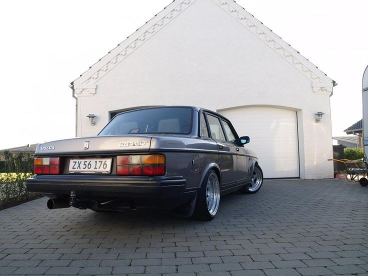 Volvo 240 GLT Turbo - Turbobricks Forums