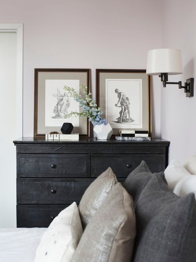 Best 25 chest of drawers ideas on pinterest grey chest - Black chest of drawers for bedroom ...