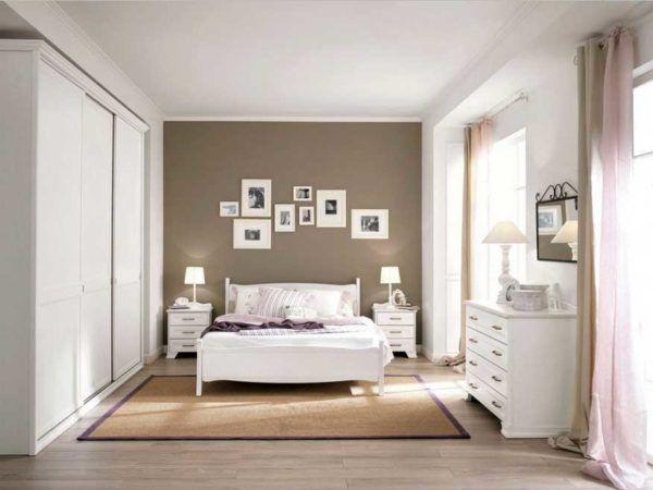 Schlafzimmer Braun Weiß Ideen | Beige wände schlafzimmer ...