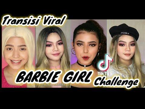 Tik Tok Barbie Girl Transisi Make Up Terbaik 2020 Kompilasi Tiktok Challenge Viral Terbaru 2020 Youtube Barbie Youtube Make Up