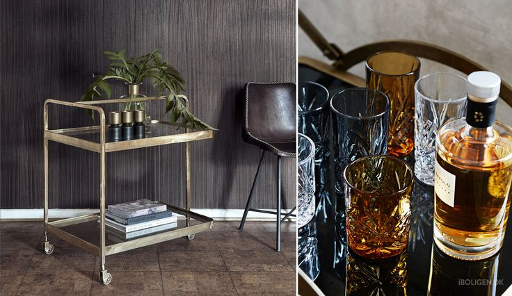 Impress your guests with your own homebar.