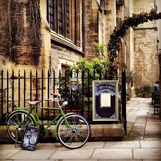Oxford University. Loved it here.