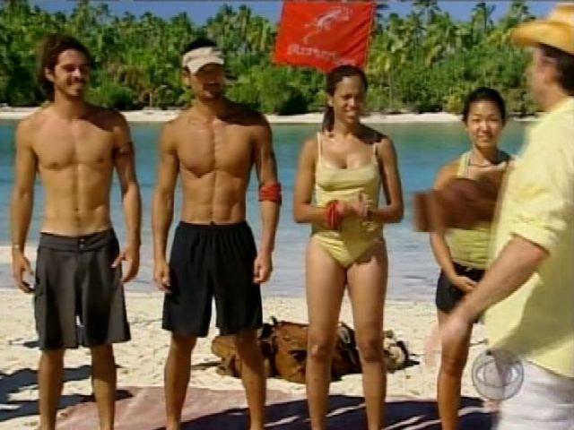 survivor cook islands Aitu Four!!