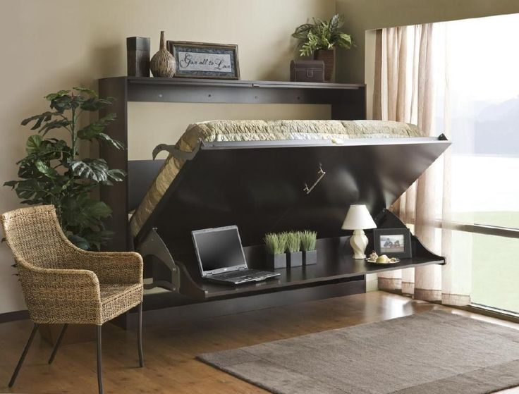 25 Best Ideas About Murphy Bed Desk On Pinterest Murphy