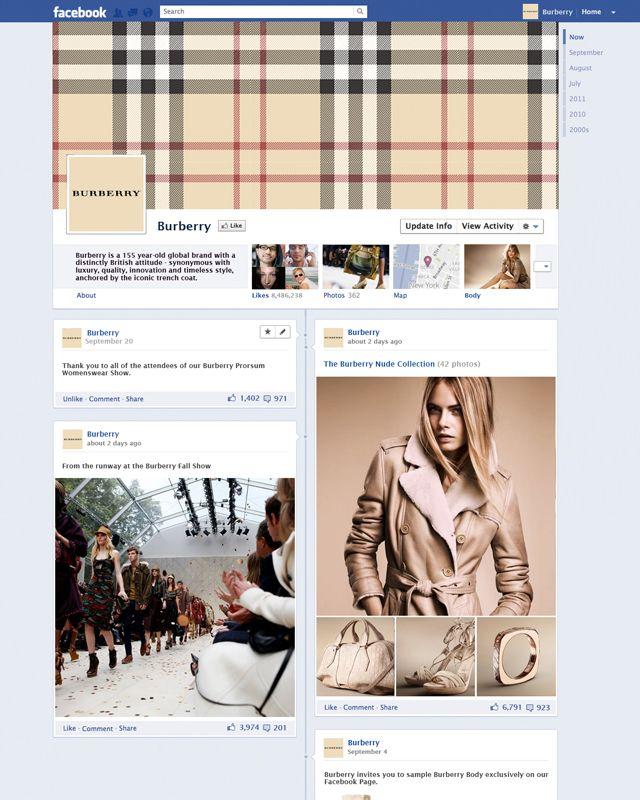 17 Best images about Original Facebook TimeLine – Sample Facebook Timeline
