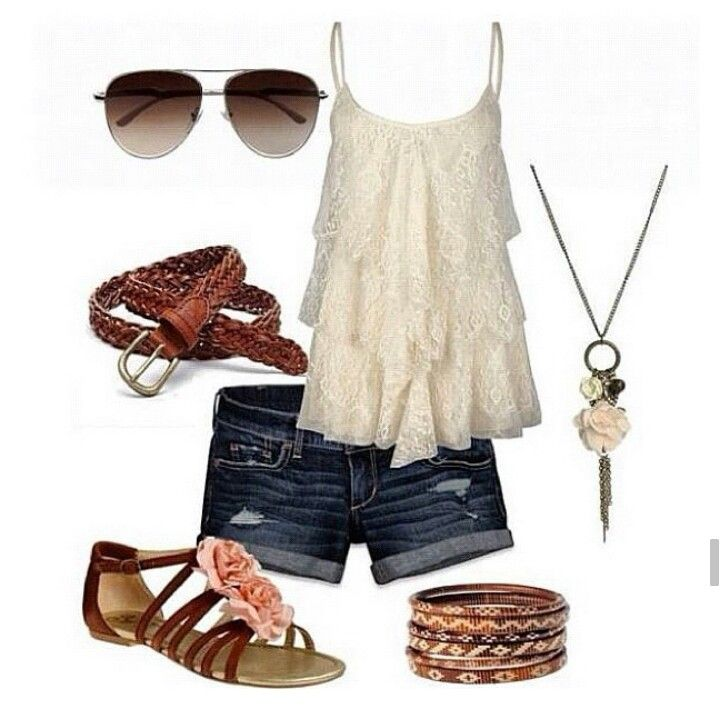 299 best images about Cute Summer Clothes on Pinterest