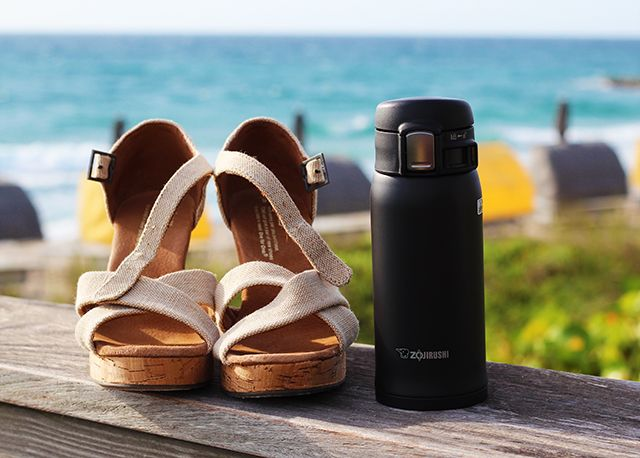 This summer promises to be a hot one!  We'll be keeping #icedtea close at hand in our SM-SA Vacuum Mug to stay #hydrated.