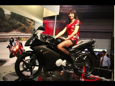 New Yamaha Sports Bike ;Yamaha YZF R15 Version 2 0 Real Video