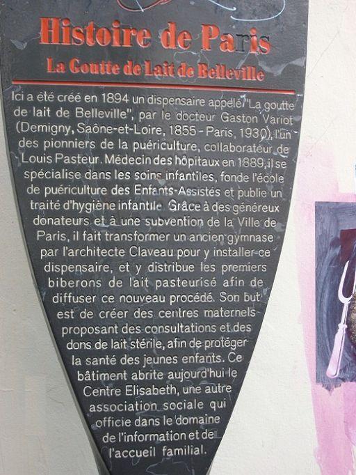 """Demigny : le Docteur Variot a fondé il y a 12O ans """"la goutte de lait"""" de Belleville   vivre-a-chalon.com : Une autre info à Chalon et dans le Grand Chalon"""