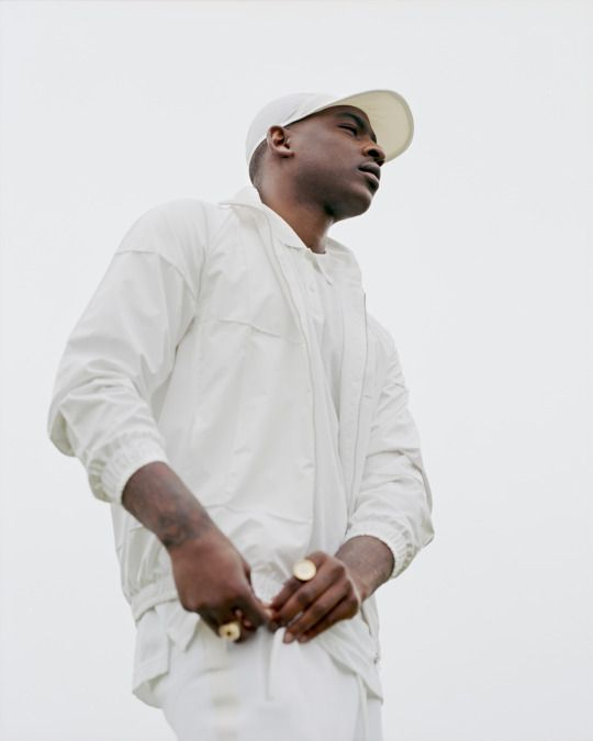 Skepta Details New Album SharesMan