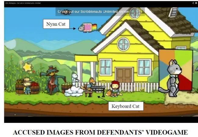 Se invierten los papeles: los creadores de los memes Keyboard Cat y Nyan Cat demandan a WB  http://www.genbeta.com/p/76154