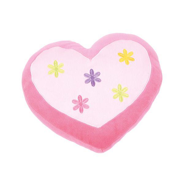 Poduszka FLAT serce różowe #pillow #heart #rose #kids #dream #gift #prezent #dziecko  http://www.mojebambino.pl/poduszki-i-przytulanki/6852-poduszka-flat-serce-rozowe.html
