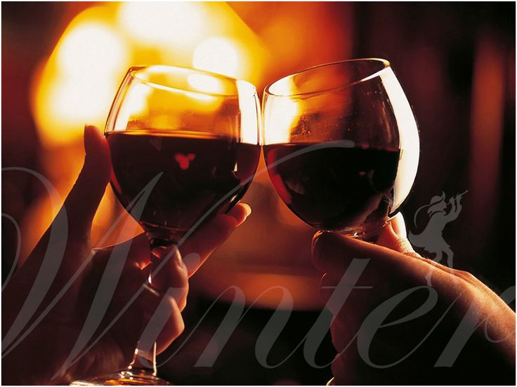 There is only one thing for weather like this - Share a glass of red by the fire with us!