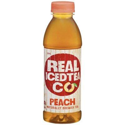 The Real Iced Tea Company which peach flavor.