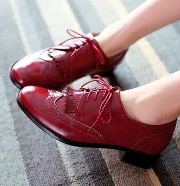Aliexpress.com : 신뢰할수 있는  힐 스프링 신발 공급업체Free walker---ZJ에서 새로운 2015 여성 플랫폼 신발 여성 PU 가죽 옥스포드 신발 여성 신발 레저 brogues 빈티지 여성 아파트 브랜드 신발을 구매합니다.