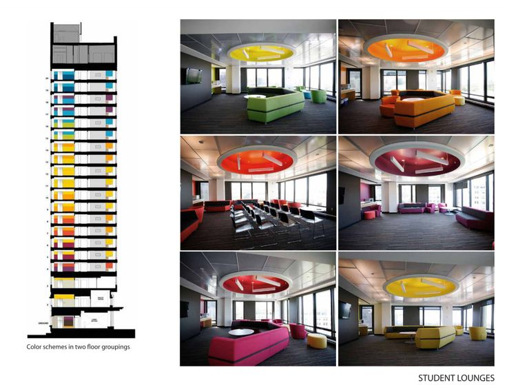 Gallery Of Massachusetts College Art And Designs Student Residence Hall ADD Inc