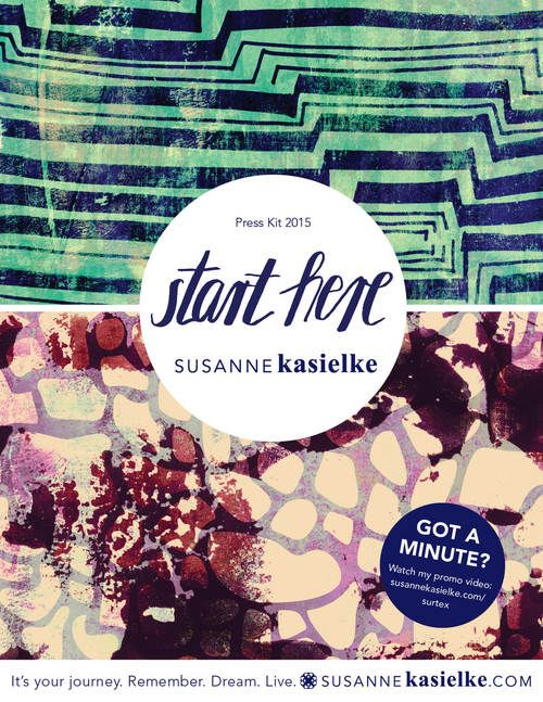 Press Kit SURTEX — Susanne Kasielke | Remember. Dream. Live.