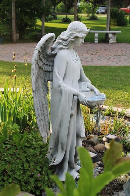17 mejores im genes sobre angel en pinterest ngeles de for Jardin querubines