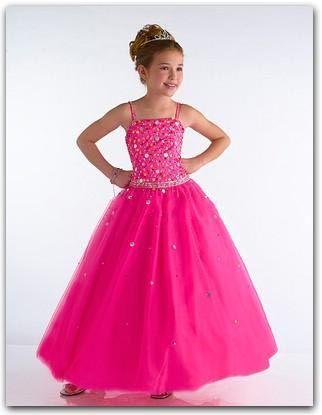 Rosebud Fashions Flowergirl Dress