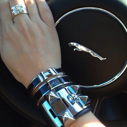 Fancy - hermes bracelet
