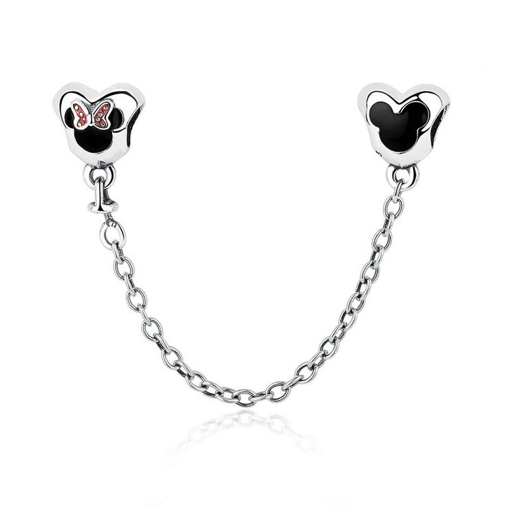 Fuschia Enamel Orchid Charms Pendant Authentic 925 Sterling Silver Flower Bead with Clear Cz Stone Fit European Charms Bracelet 2UZsDPO