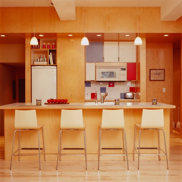 79 Best Images About KERF Plywood Kitchens On Pinterest
