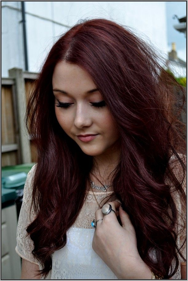 the 25 best dark cherry hair color ideas on pinterest