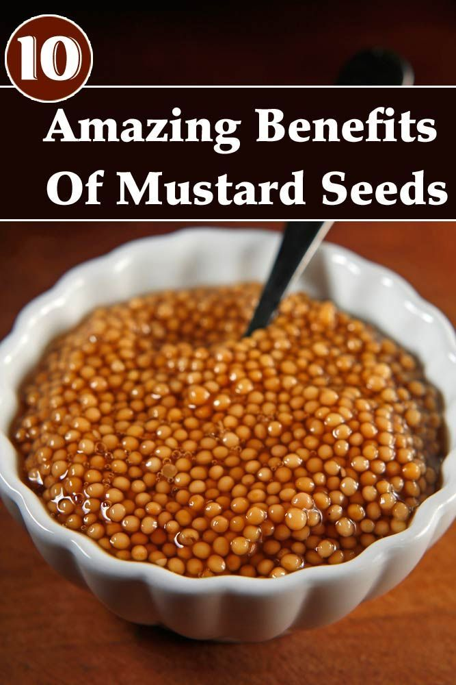 Amazing Benefits Of Mustard Seeds For Skin, Hair And Health