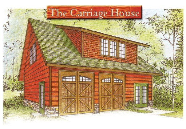 40 best standard plans images on pinterest log homes for Carrage house plans